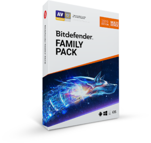 Bitdefender Family Pack 2019